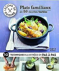 Leçons de cuisine - Plats familiaux