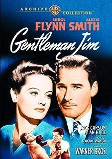 Gentleman Jim (DVD-R) by Errol Flynn
