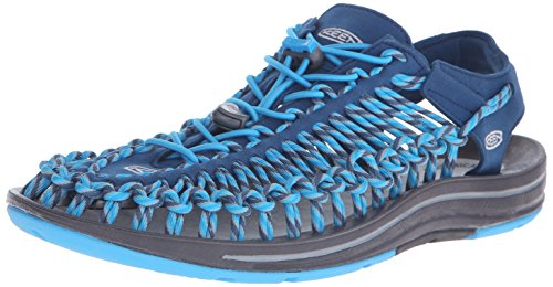 Keen Uneek Slice Fade Men poseidon-blue danube