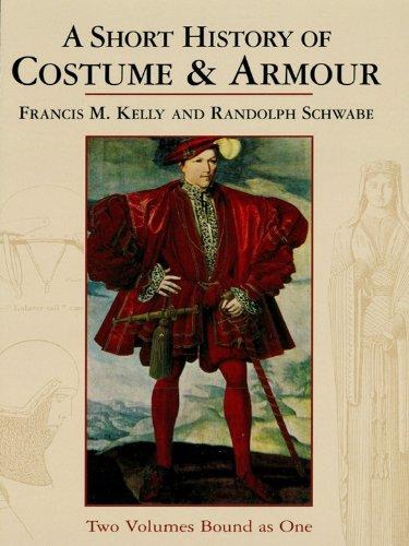 ostume & Armour: Two Volumes Bound as One: Vol 1 & 2 (Dover Fashion and Costumes) (Armee Von Zwei Vollen Kostüm)