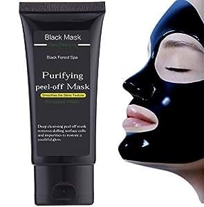 black forest spa peel off maschera blackheads e acne bellezza. Black Bedroom Furniture Sets. Home Design Ideas