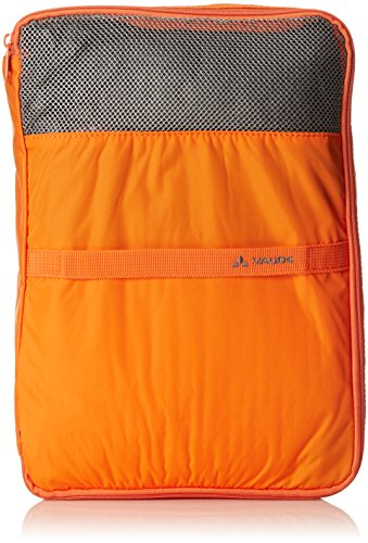 VAUDE Se Shoe-and Laundrybag M Trousse de Toilette Unisexe Orange 35 x 25 x 7,50 cm