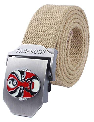 menschwear-mens-adjustable-cotton-canvas-belt-metal-buckle-military-style-45-120cm-khaki