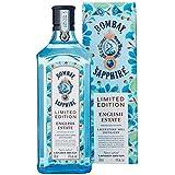Bombay Sapphire London Dry Gin, English Estate Limited Edition con Astuccio, con Botaniche di Rosa Canina, Menta Pennyroyal e