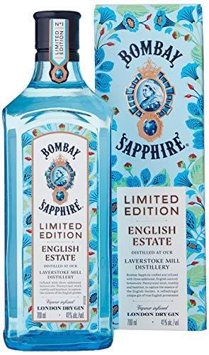 Bombay Sapphire English Estate Limited Edition mit geschenk verpackung (0.7 l)