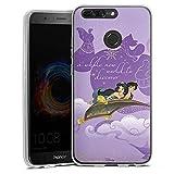 Huawei Honor 8 Pro Silikon Hülle Case Schutzhülle Disney Aladin Geschenke Merchandise