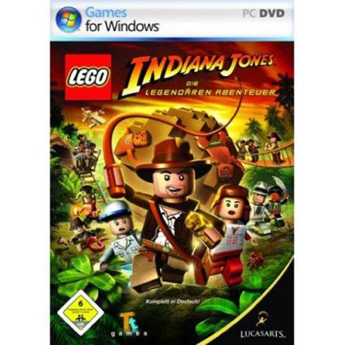 LEGO Indiana Jones: Die legendären Abenteuer