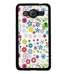 PrintVisa Designer Back Case Cover for Samsung Galaxy Core I8260 :: Samsung Galaxy Core Duos I8262 (black feeling heart purelove missyou)