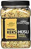 Layenberger Protein Keks-Müsli Beeren-Trauben, 1er Pack (1 x 530 g)