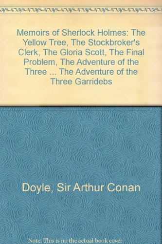 Sherlock Holmes Zubehör - Memoirs of Sherlock Holmes:
