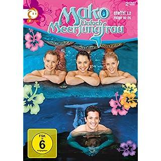 Mako - Einfach Meerjungfrau Staffel 1.2(14-26) [2 DVDs]
