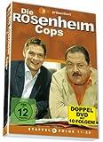 Die Rosenheim Cops - Staffel 6/Folge 11-20 auf einer Doppel-DVD!