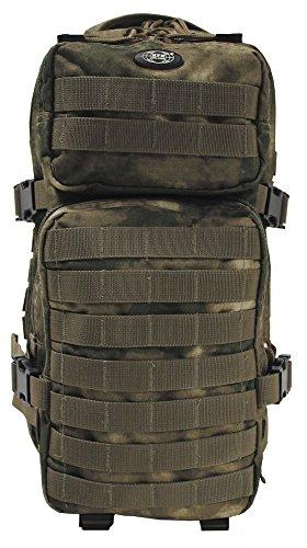 US Rucksack, Assault I, HDT-camo FG -