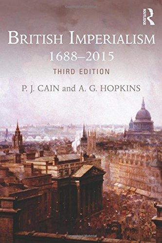 British Imperialism: 1688-2015 por P.J. Cain