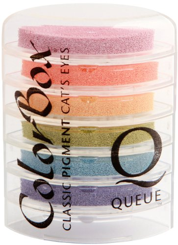 Clearsnap ColorBox Pigment Cat's Eye Queue Ink Pad 6 kg-Swell