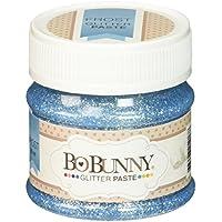 Bo Bunny Pasta doble Dot purpurina paste-frost