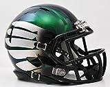 Oregon Ducks Speed Mini Helmet - Titanium Thunder Green by Riddell