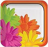 Scarica Libro creative Converting 8 count piatti di carta quadrati floreale Stripes (PDF,EPUB,MOBI) Online Italiano Gratis