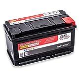 ECTIVE 85Ah 870A EPC PLUS-Serie 12V Autobatterie...