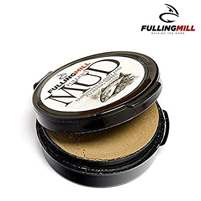 Fulling Mill FULLERS MUD/PASTE FLY FISHING DECREASING AGENT from FULLING MILL