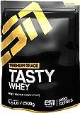 ESN Tasty Whey Pro Series, Vanilla, 2,5kg Beutel