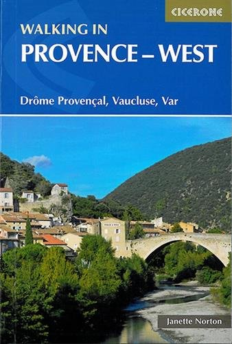 Walking in Provence : West