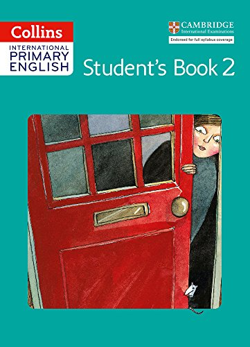 Collins International Primary English – Cambridge Primary English Student's Book 2