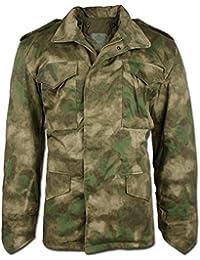 Mil-Tec Men's Classic US M65 Jacket MIL-TACS FG
