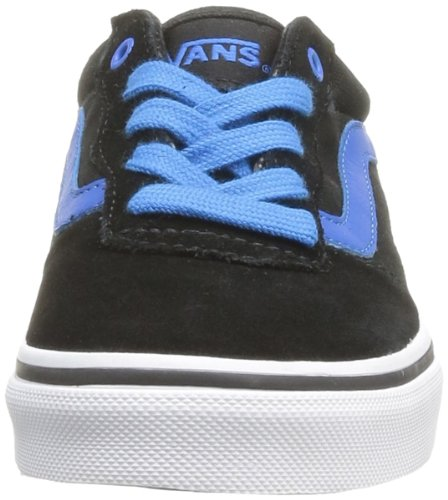 Vans Y Milton, Jungen High-Top Sneaker Black