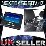 UltimateAddons Kopfstützen Halterung für Tablet DVD für Mustek PD77 tragbarer DVD Player