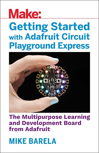 Kit Media Sensor (Getting Started with Adafruit Circuit Playground Express)