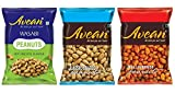 #2: AVEAN Flavoured Peanuts :: Wasabi, Classic Salted, Chilli Surprise Peanuts :: Combo Pack of 3