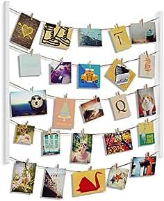 Umbra 315000-660 Portafotos Hangit, Blanco