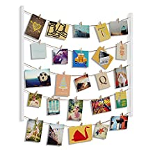 Umbra 315000-660 Hangit Cornice portafoto da Parete Wall Decor