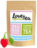 DISINTOSSICANTE DIMAGRANTE LOVE SUPERFOOD TEA | MIGLIOR TÈ PER...
