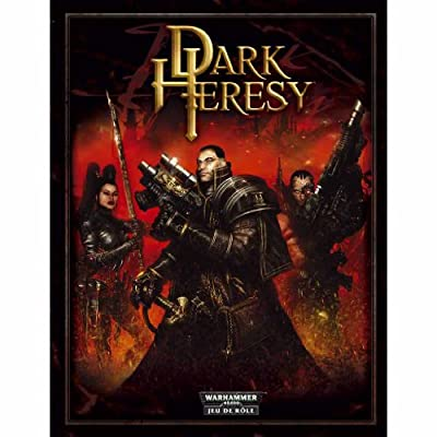 Edge - UBIDH01 - Jeu de Société - Wahammer 40.000 - Dark Heresy