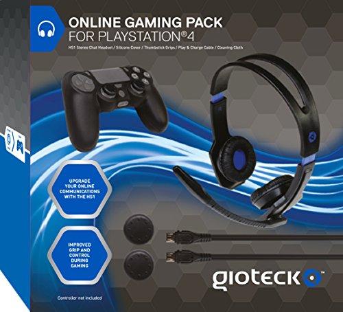 Accesorios Video Juegos (Gioteck - OGPPS4-11-MU caja de video juego y accesorios)