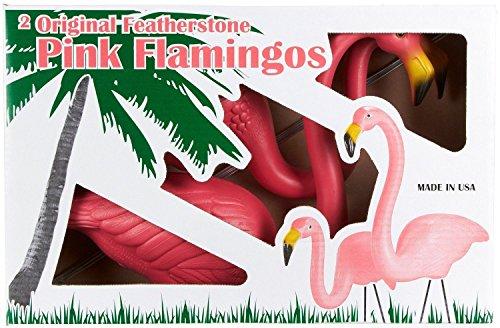 Featherstone Pink Kunststoff Garten Yard Rasen flamigos (Yard Rosa Flamingos)