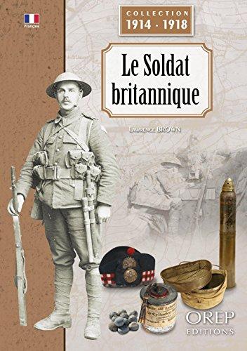 Le Soldat Britannique (Français) par Lawrence Brown