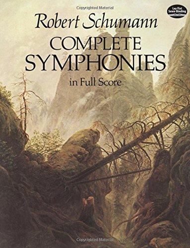 Complete Symphonies (Full Score): Partitur, Dirigierpartitur für Orchester (Dover Music Scores)