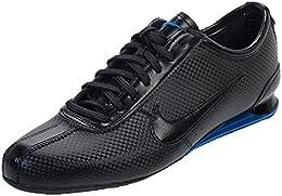 promo code d8fe8 a432d NIKE - Shox rivalry noir - Chaussures mode ville