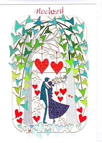 Biglietto Auguri Matrimonio Elegante : Biglietto di auguri per matrimonio straordinarie design