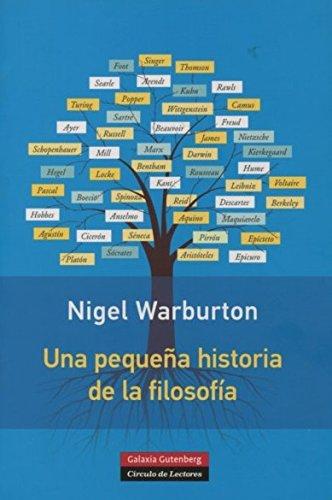 Una pequeña historia de la filosofía (Rústica) por Nigel Warburton
