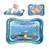 Ivo Ryan Aufblasbare Whale Tummy Time Premium-Wassermatte Kleinkinder & Kleinkinder ist der perfekte Spaß