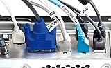 CASIO EZ-Label Printer KL-7400 Beschriftungsgerät professionell,  für Schriftbänder 6 / 9 / 12 / 18 / 24 mm, inkl. Netzteil - 5
