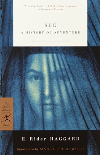 She: A History of Adventure (Modern Library Classics) by H. Rider Haggard (2002-01-08)