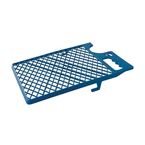Silverline Tools 525789Abstreifgitter, blau, 285x 390mm, Set 5Stück