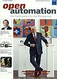 open automation [Jahresabo]