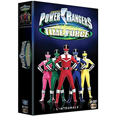 Power Rangers : Time Force - L'intégrale