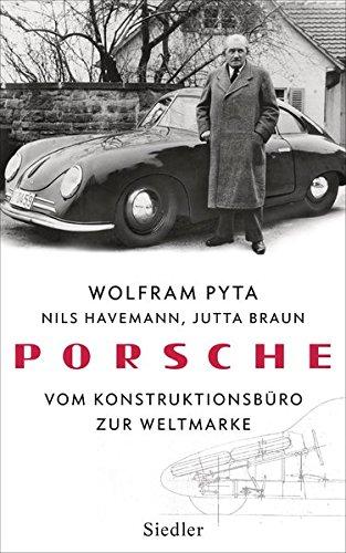 Porsche: Vom Konstruktionsbüro zur Weltmarke Buch-Cover